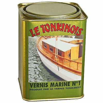 1L  LE TONKINOIS Yacht Boat natural oil Varnish