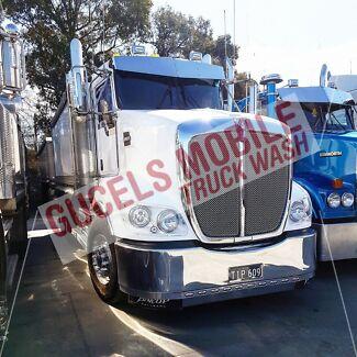 Magic mobile car wash cleaning gumtree australia parramatta area gucels mobile truck wash fleet wash pro solutioingenieria Images