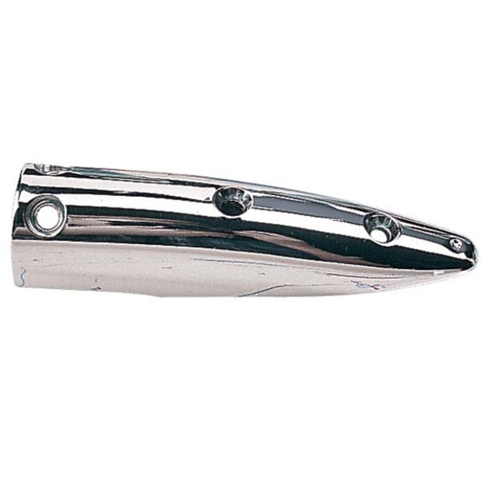 """Sea Dog 286290-1 Bullett Hand Rail End Cap Chrome 7//8/"""""""