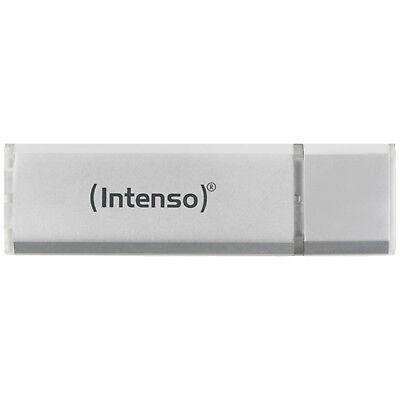 INTENSO Ultra Line USB-Stick, Silber, 128 GB