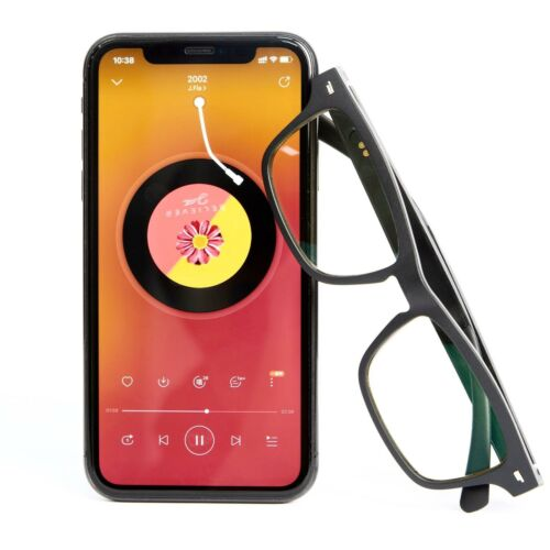Smart Polarized sun lenses Glasses Bluetooth Sunglasses Bone Conduction Headset
