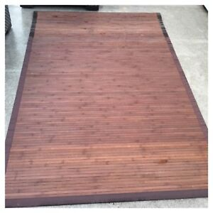 Outdoor Bamboo Area Rug