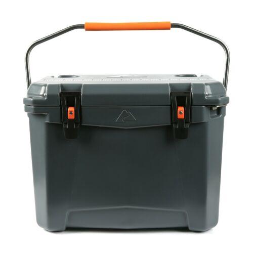 Ozark Trail (26QT) High Performance Thermocooler With Microban® Greystone.......