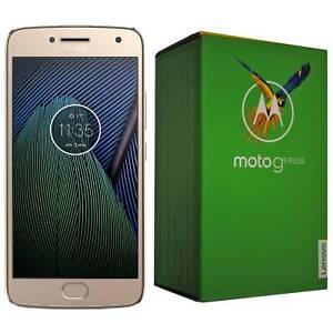 Motorola Moto G5 Plus 32GB XT168 Gold 4G LTE DUAL sim