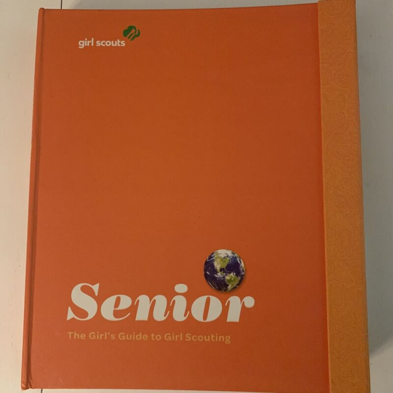 Girl Scout Senior Handbook 2011