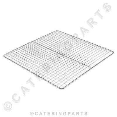 Metal Square Fish Plate Grid 330x330mm Fryer Suitable Replacement Imperial 2038
