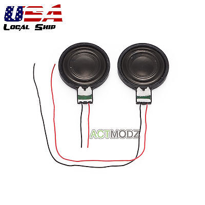 Replacement Parts Internal L/R Speaker Horn for Nintendo DS lite NDSL IDSL ()