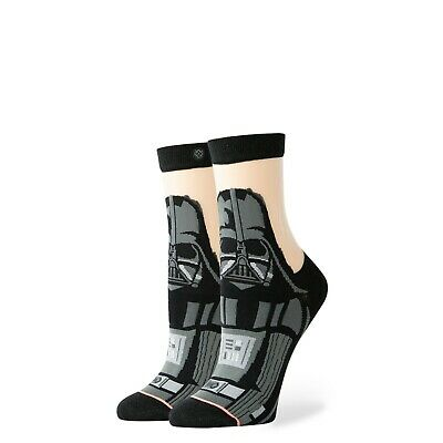 STANCE Women's Socks Star Wars Darth Vader Monofilament Size S 5-7.5