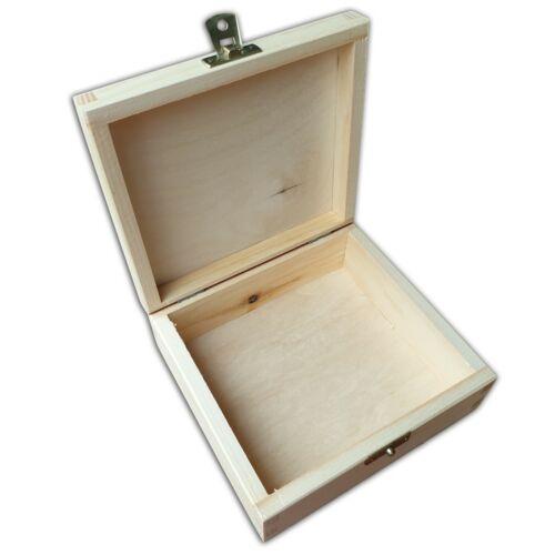 WOODEN+BOX+15.5x14.5x6cm+FOR+DECOUPAGE+
