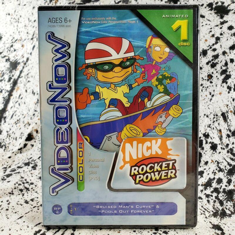 Video Now Color Nick Rocket Power Bruised Man
