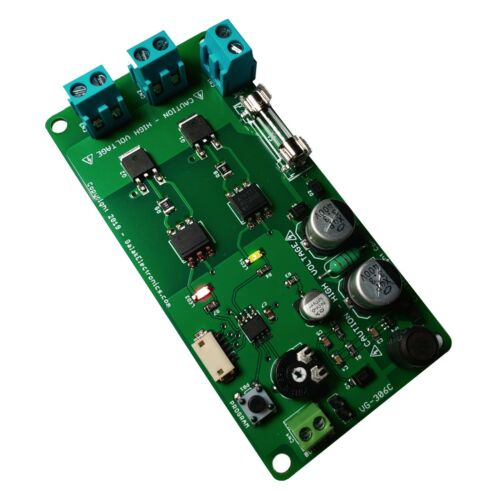 Traffic Light Controller / Sequencer 2-Channel / Crosswalk / Railroad Crossing