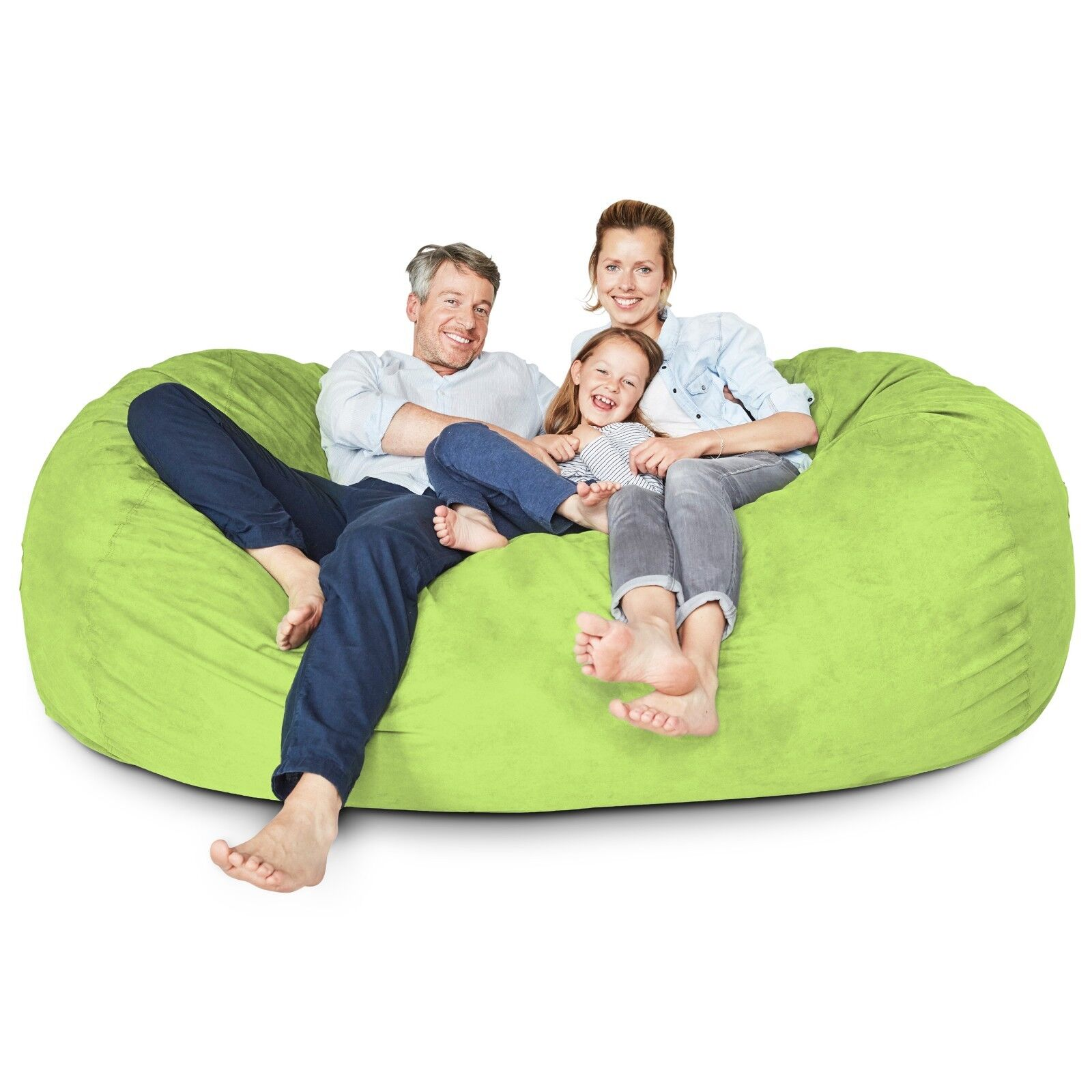 Bean Bag Giant Floor Pillow Gaming Chair Relax Seat Chill Sa