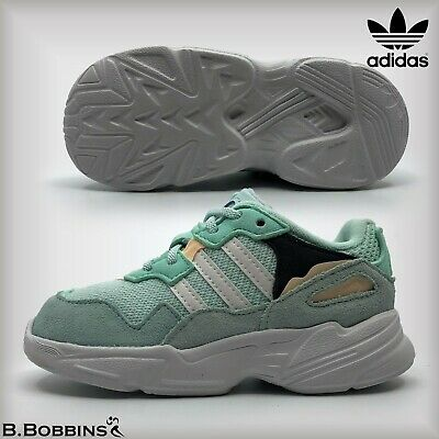 👟 SALE - Adidas YUNG-96 Trainers Size UK Infant 5 6 7 8 8.5 9 9.5 Baby Girls