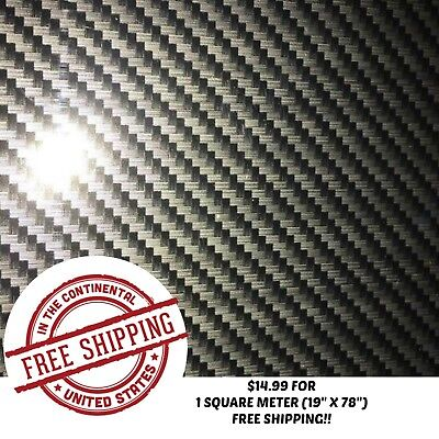 Hydrographic Water Transfer Hydro Dip Film Carbon Fiber 15 1sq 19 X 78