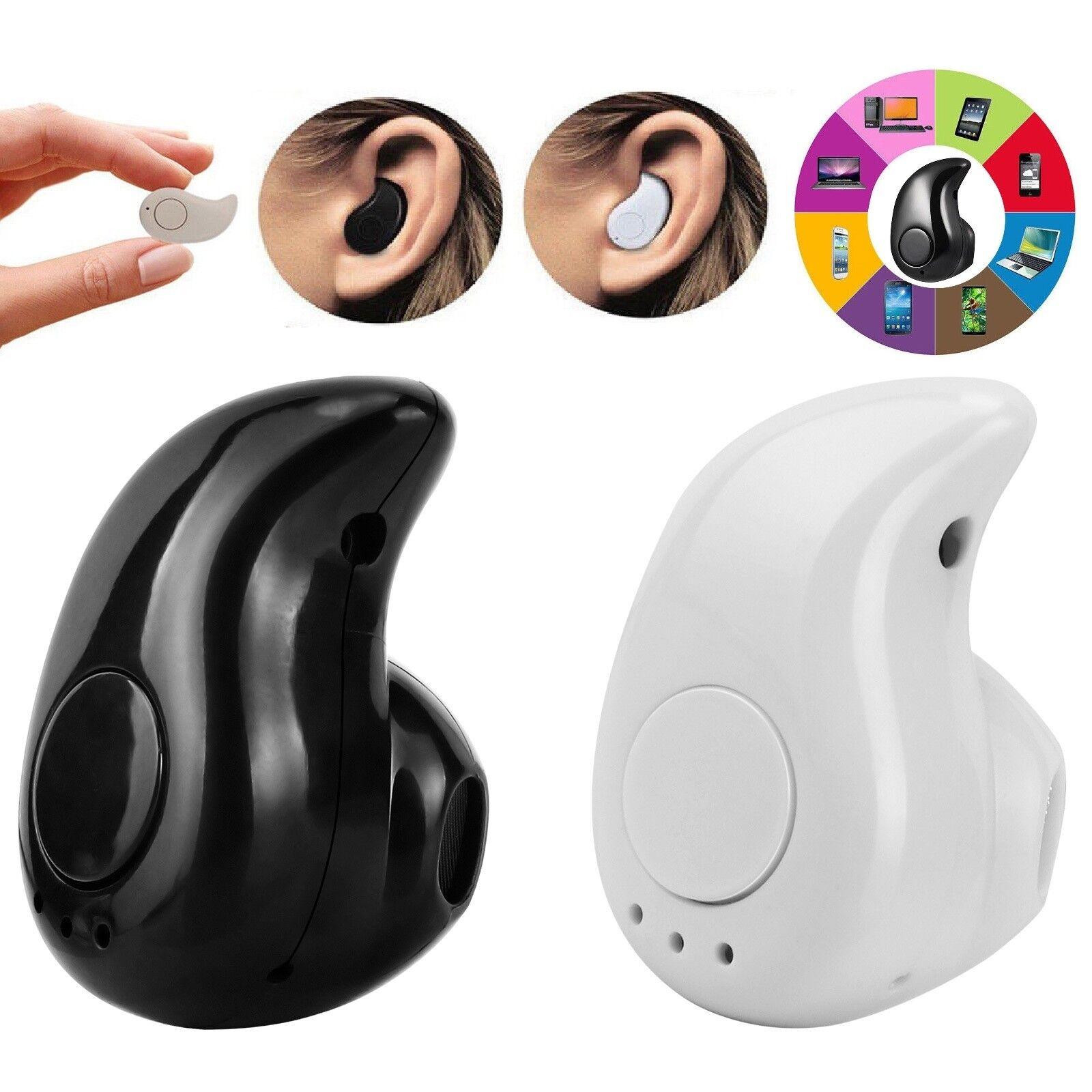 Mini Wireless Bluetooth Earbuds In-Ear Stereo Earphones Sport Headset