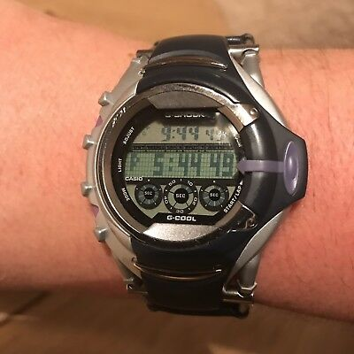 CASIO VINTAGE G-SHOCK Pininfarina GE-2000 Watch. FERRARI Limited Edition.