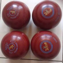1 SET OF LAWN BOWLS - DRAKES PRIDE EXCEL Wiley Park Canterbury Area Preview