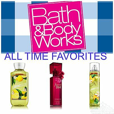 Bath Body Works Best Selling Fragrance