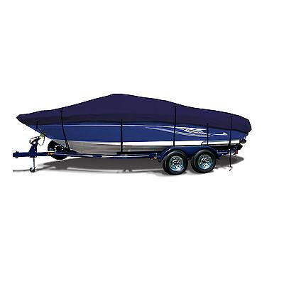 SeaBird 23 Cuddy Cabin I/O Trailerable Boat Cover Navy