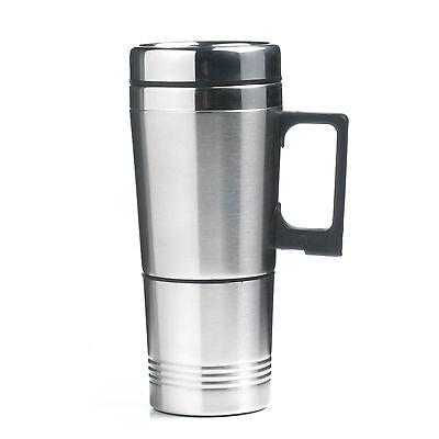 Mobiler Thermobecher Kaffee Tee 24V 24 Volt 0,5L MERCEDES VOLVO RENAULT