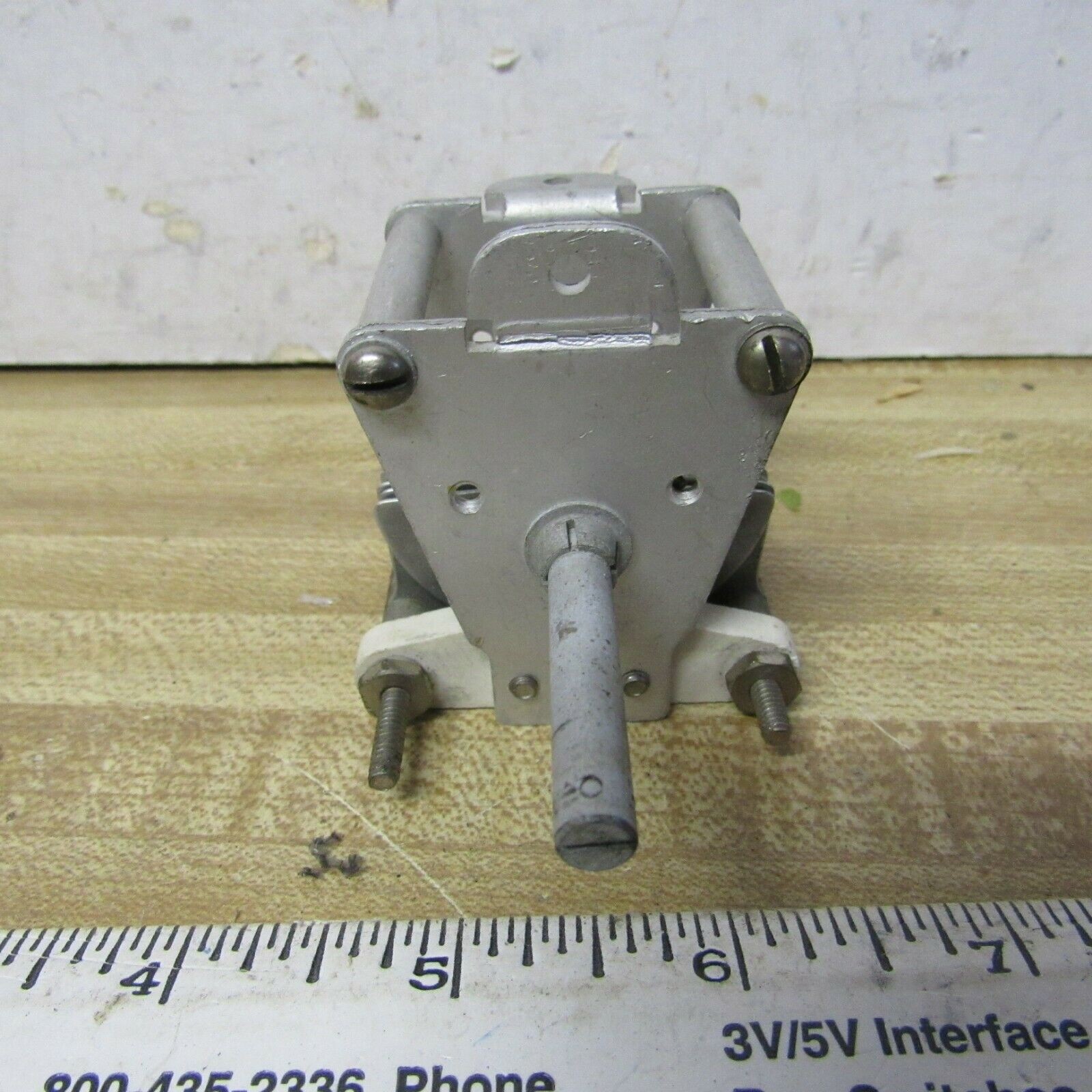 CAPACITOR Variable Capacitor 40 PF 8 To 40 PF HAM RADIO - $10.00