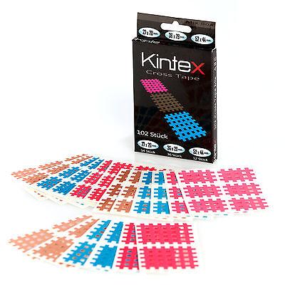 Kintex Kinesiology Tape - Kinesiologie Tape - Tape Cross Tapes Gitter Taping MB