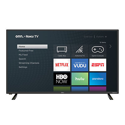 "ONN 40"" Class FHD (1080P) Smart LED TV (100005842)"
