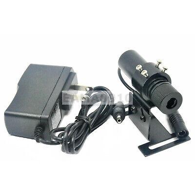 Focusable 850nm 100mw Ir Infrared Laser Dot Module W Adapter Holder Heatsink
