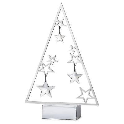 Swarovski Crystal Christmas Tree Display and Ornaments