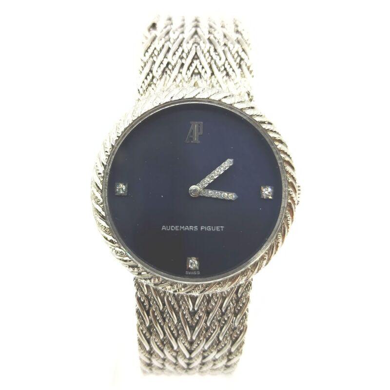 Audemars Piguet Watch  Cobra  18KWG750/14P Diamond/55g Good condition 1602161 - watch picture 1