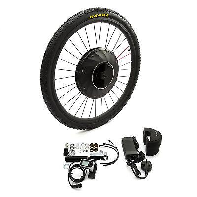 I-Motor i-Mortor Electric Bicycle Kit 36v 240w Lithium Battery Front Kenda Wheel