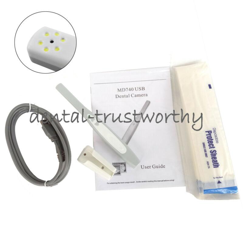 Dental Camera Intraoral USB Cord Cable MD740 Digital USB Imaging Intra Oral WB
