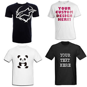 CUSTOM-PERSONALISED-T-SHIRT-TEXT-IMAGE-PRINTED-GIFT-STAG-HEN-MENS-WOMENS-FREE
