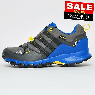 Adidas Terrex GTX Gore-Tex Junior Outdoor Waterproof Walking Shoes B Grade