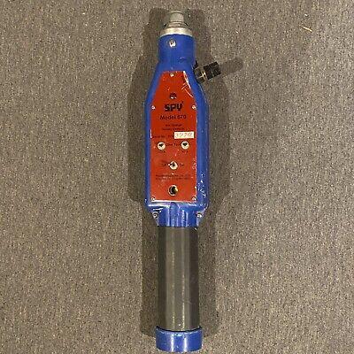 Spy Model 670 Wet Sponge Holiday Detector Pipeline Inspection 2