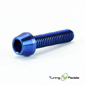 1x-Viti-in-titanio-M6-x-18-DIN-912-Gr5-blu