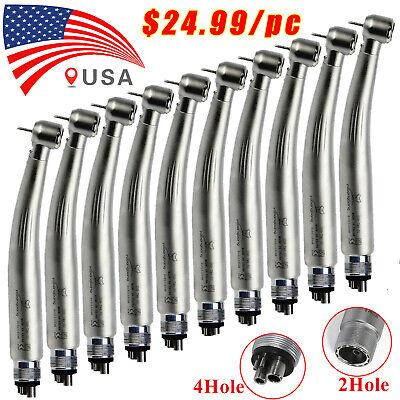 1-10 Yabangbang High Speed Dental Fiber Optic E-generator Led Handpiece 24hole