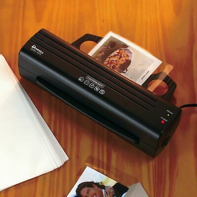 Thermal Seal Laminator - Preserves Photos, Cards, ID Badges and More