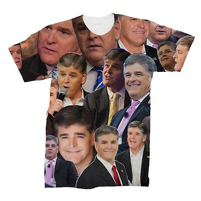 Sean Hannity Photo Collage T Shirt