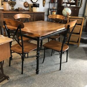 5 pc dining room set $750 plus more variety