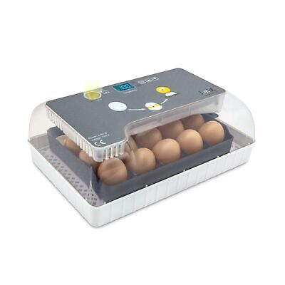Jumbl Clear Egg Incubator, Fully Automatic Digital Poultry Hatching Machine, ...