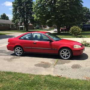 2000 Honda Civic DX for sale 750$ obo as is