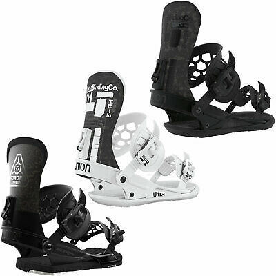 Union Ultra Men's Snowboard Binding all Mountain Snowboard Binding 2019-2020 New Mountain Mens Snowboard Bindings