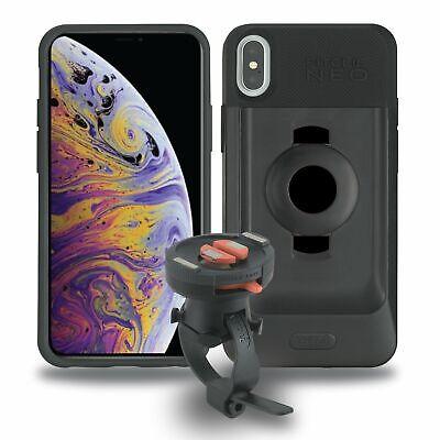 - Bike Phone Case & Handlebar or Stem Mount Kit for iPhone XS Max | FN-IPHXM-BK