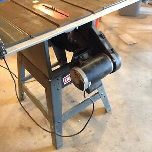 Professional Craftman Belt Driven Table Saw 10""