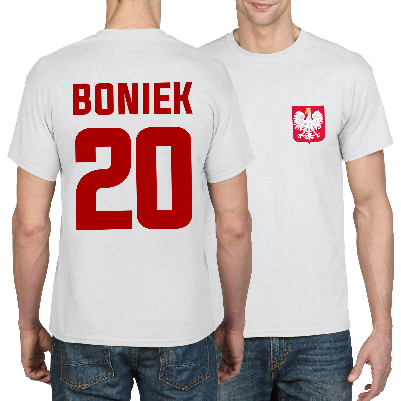 KIDS Boys Girls Russia 2018 Football Top Personalised Poland Polska T shirt!!