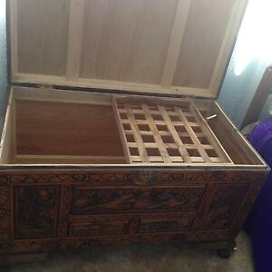 Large camphor chest Kingsthorpe Toowoomba Surrounds Preview