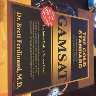 GAMSAT The Gold Standard