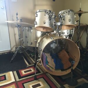 Sonor limited edition set
