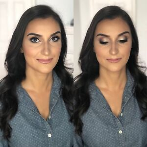 Pro MUA and Hairstylist in Brampton | Mobile Makeup and Hair